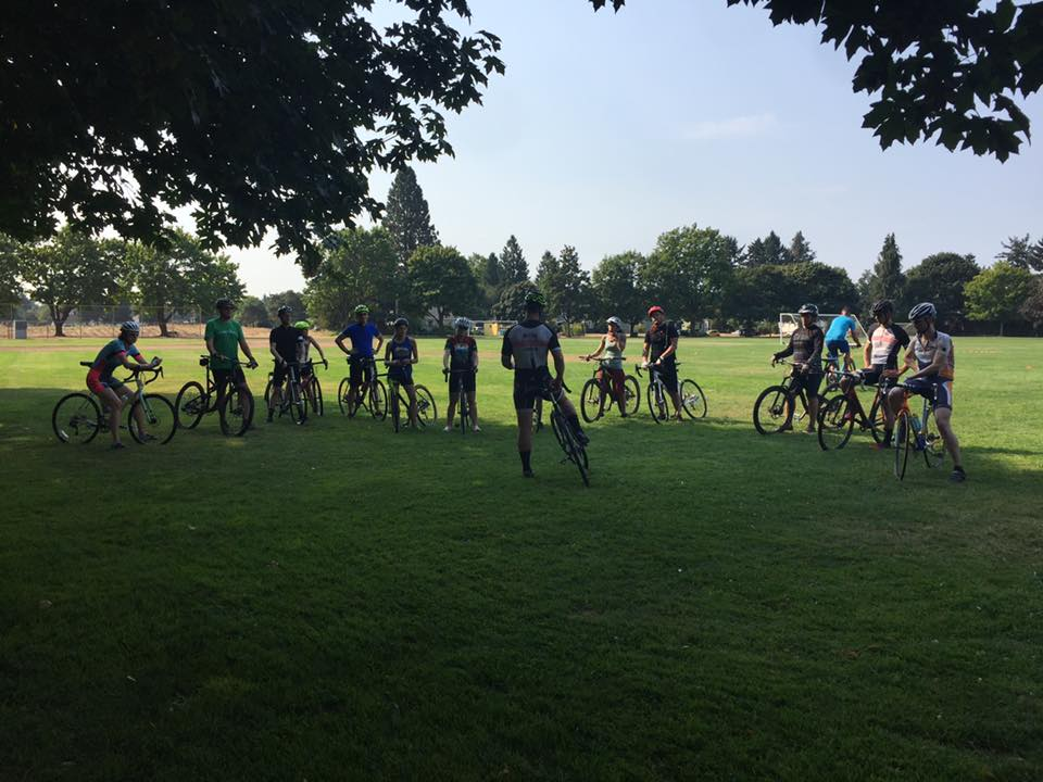 2017 Steelhead Coaching Cyclocross Clinic