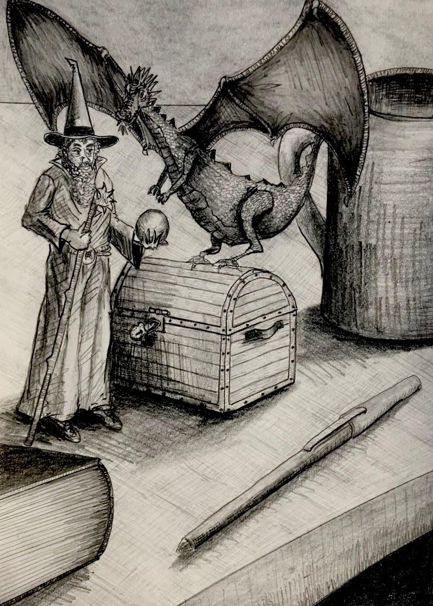 Illustration By Carlos Uribe