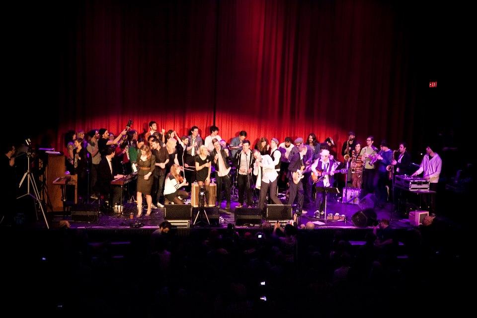 Beckstravaganza @ The Rio Theatre in Vancouver (2013)