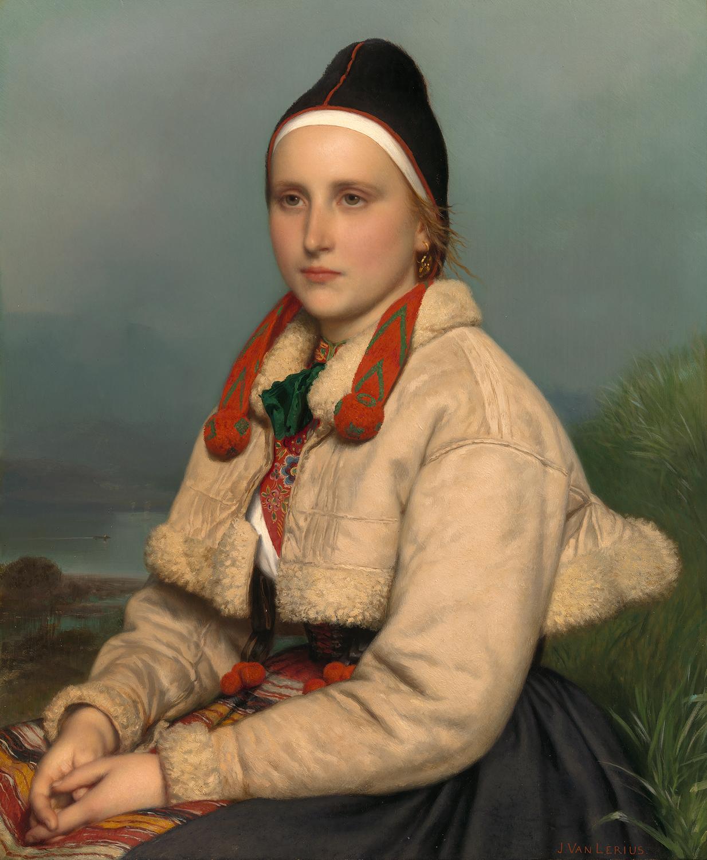 Girl from Dalarne