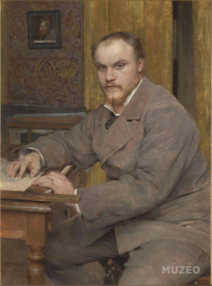Portrait of Bastien's brother.