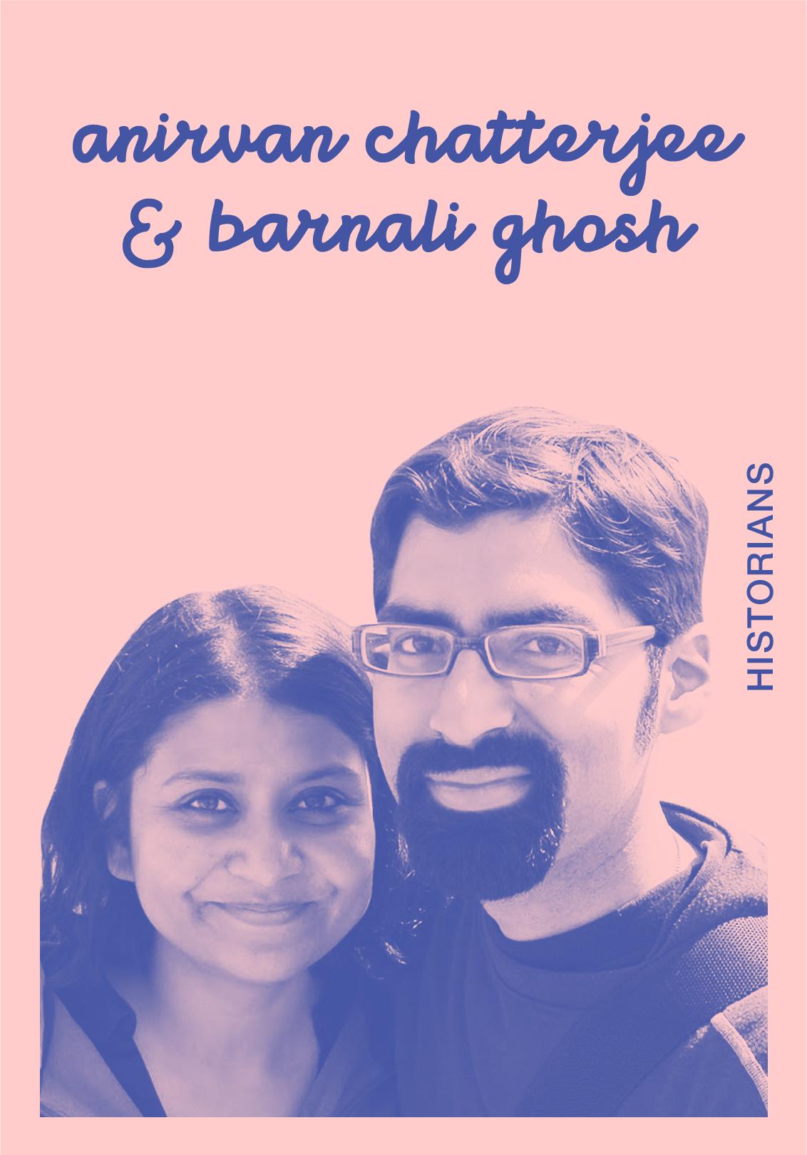 Anirvan Chatterjee & Barnali Ghosh    WEBSITE