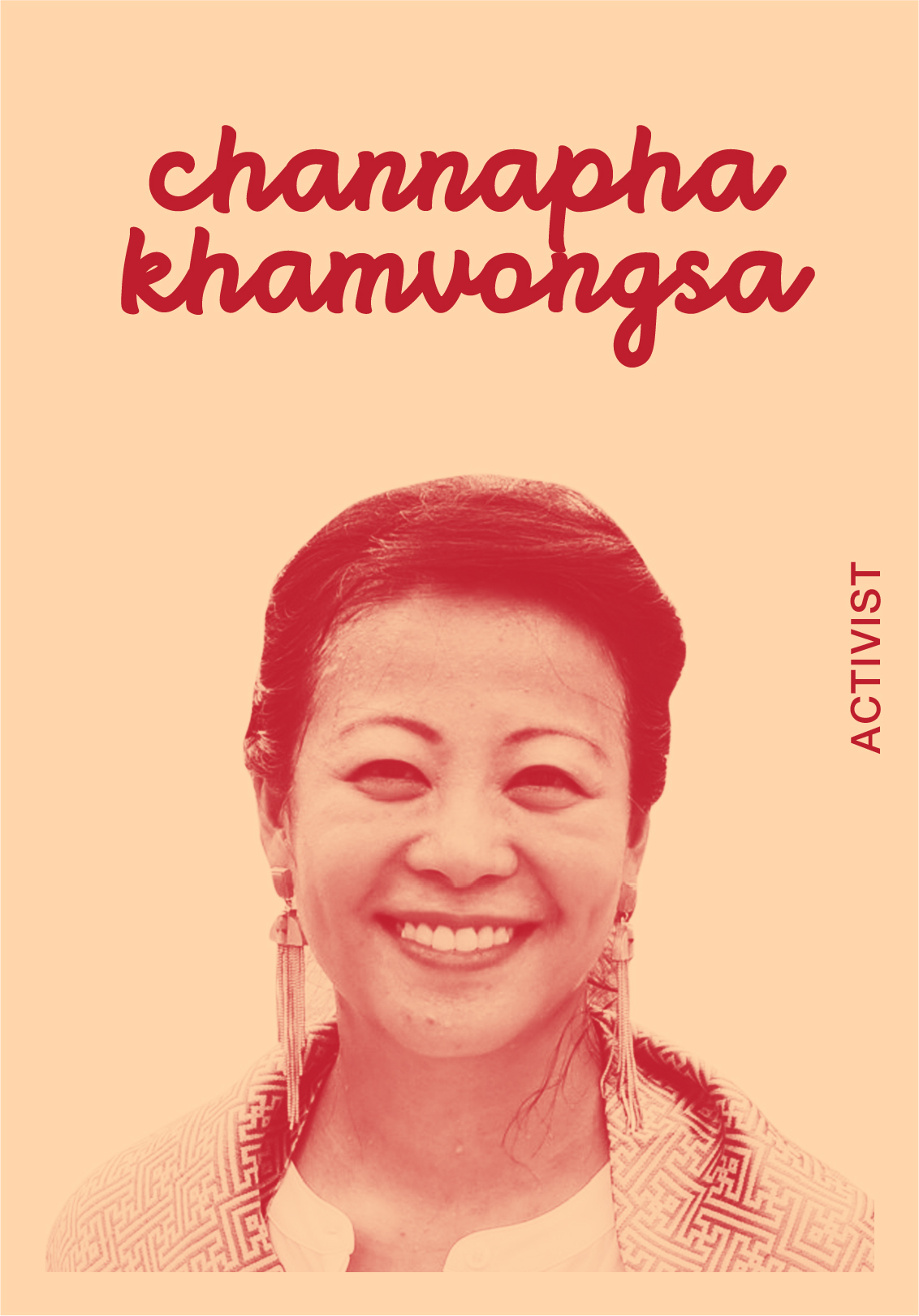 Channapha Khamvongsa    @CHANNAPHASAYS