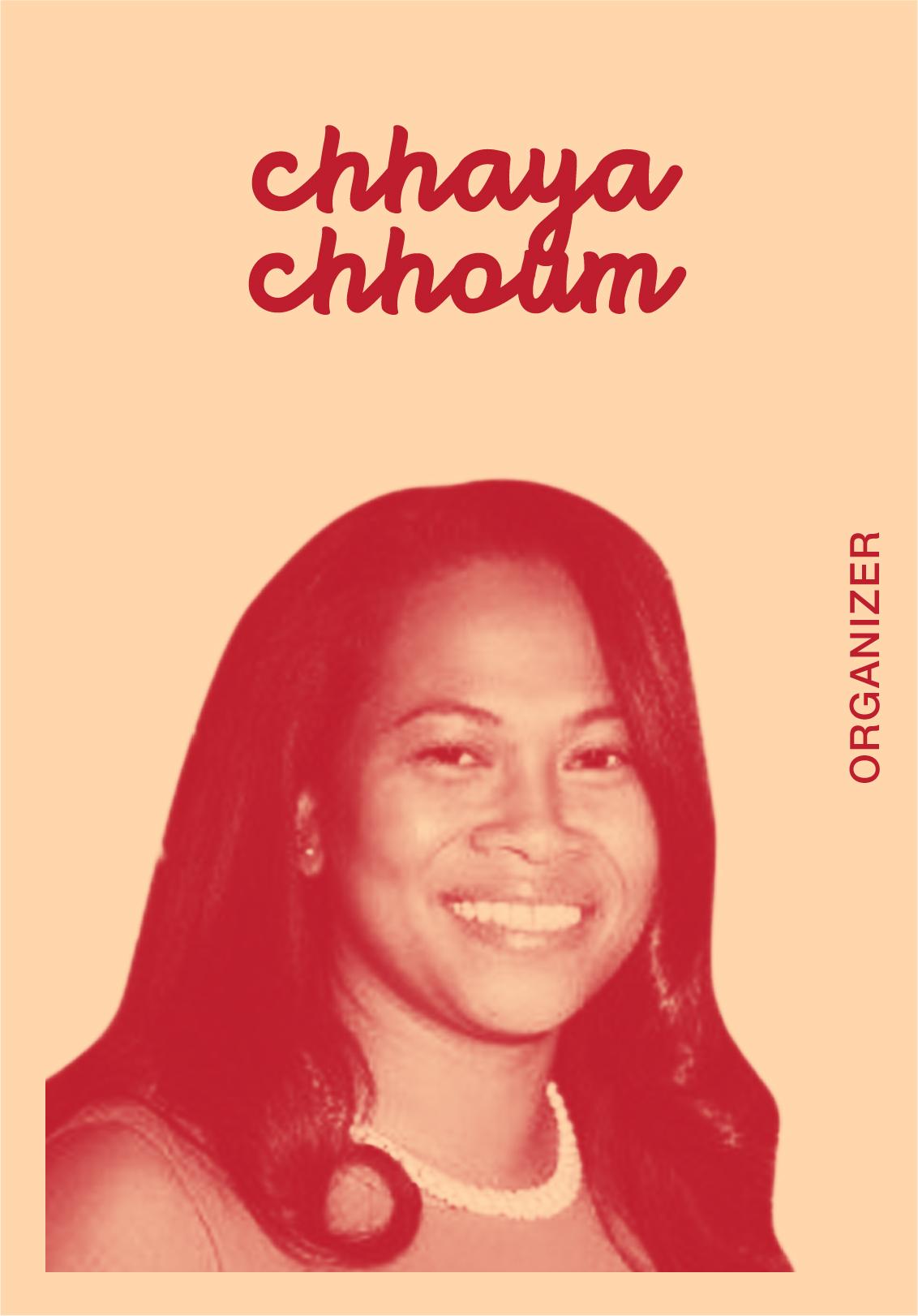 Chhaya Chhoum   WEBSITE   @MEKONGNYC   IG: MEKONGNYC_