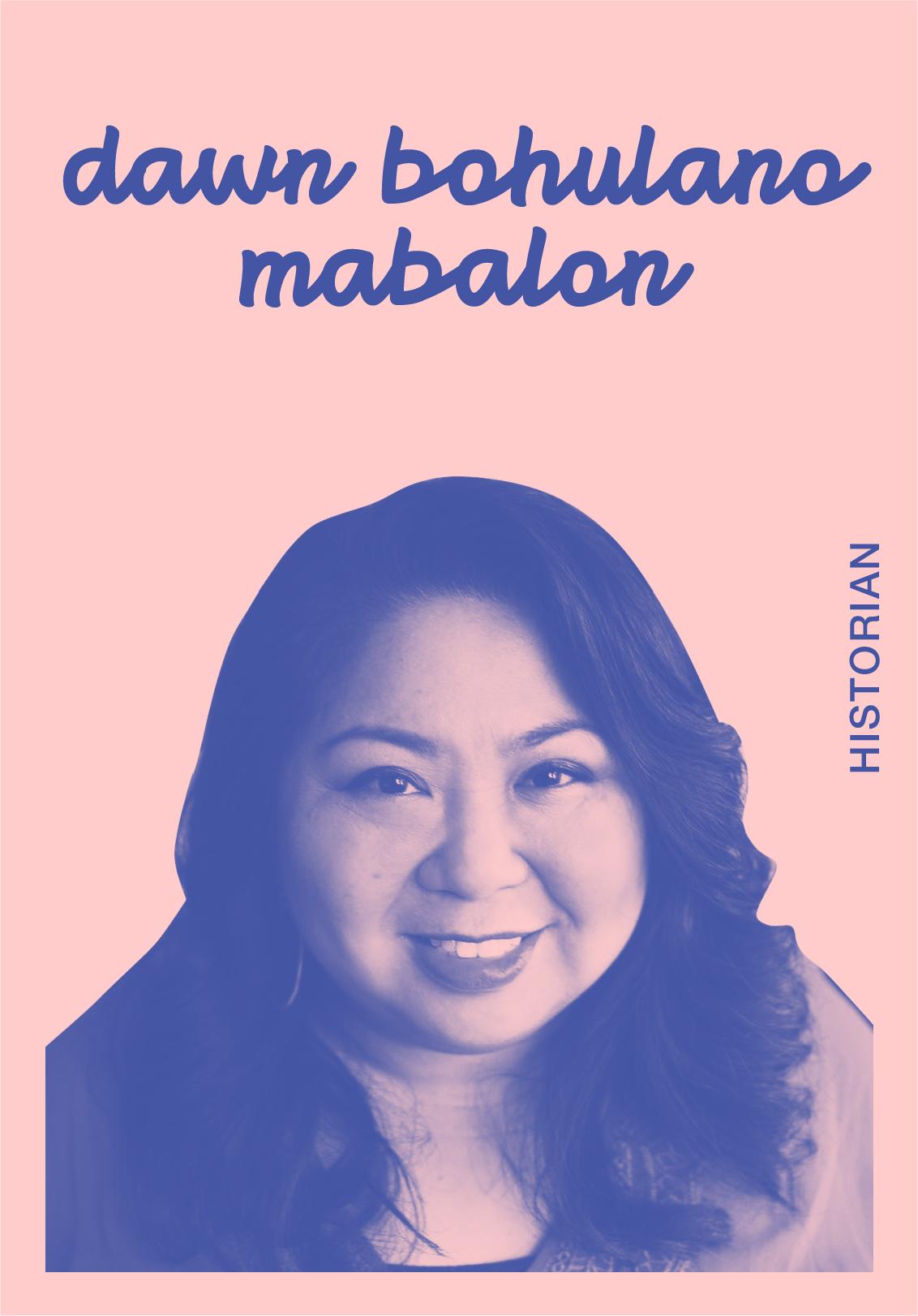 Dawn Bohulano Mabalon   KQED   SF CHRONICLE