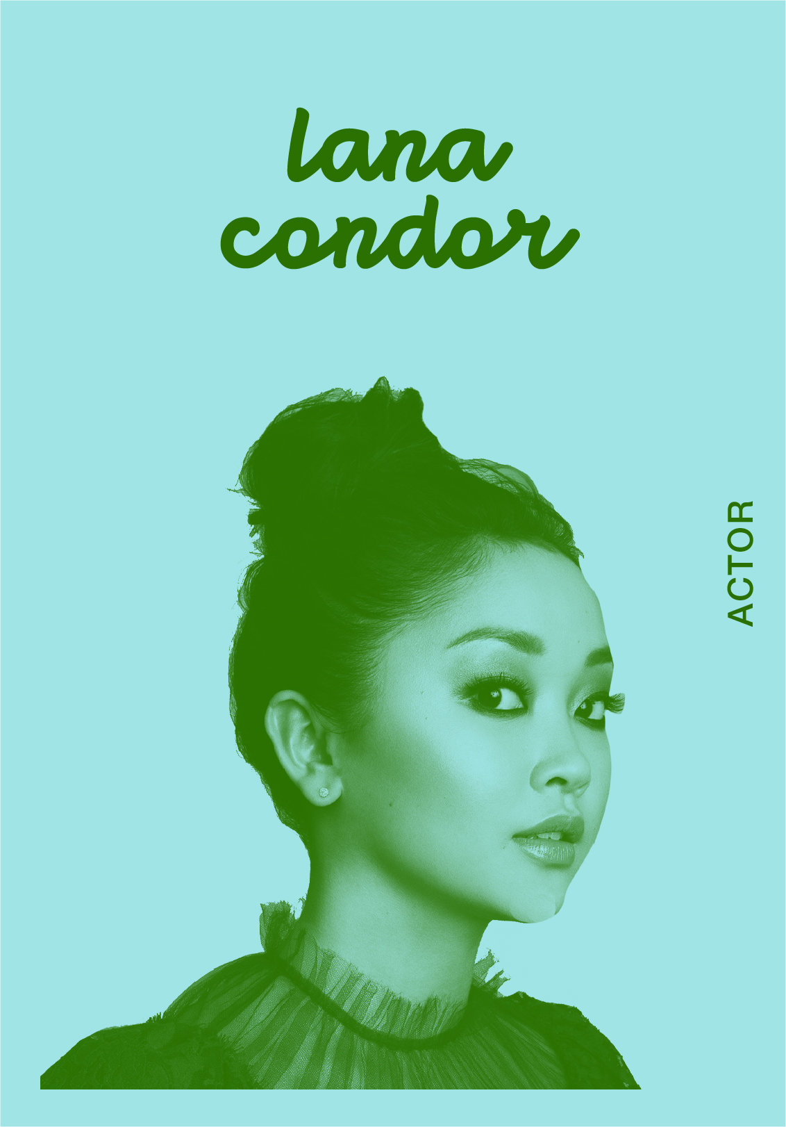 LANA CONDOR   @LANACONDOR   IG: LANACONDOR