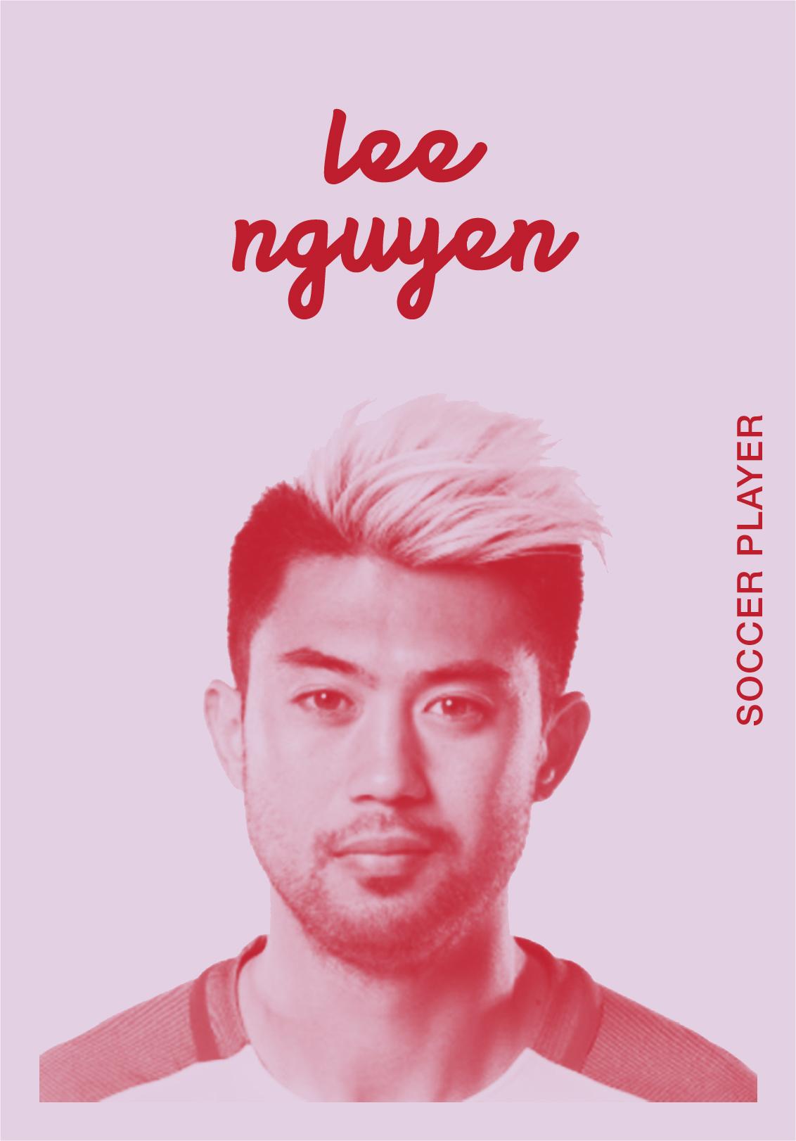 LEE NGUYEN   @LEENGUYEN24   IG: LEENGUYEN24