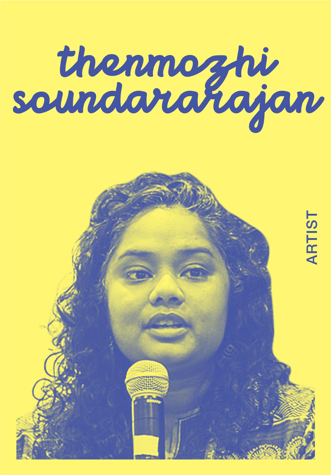 Thenmozhi Soundararajan   @DALITDIVA   IG: DALITDIVA
