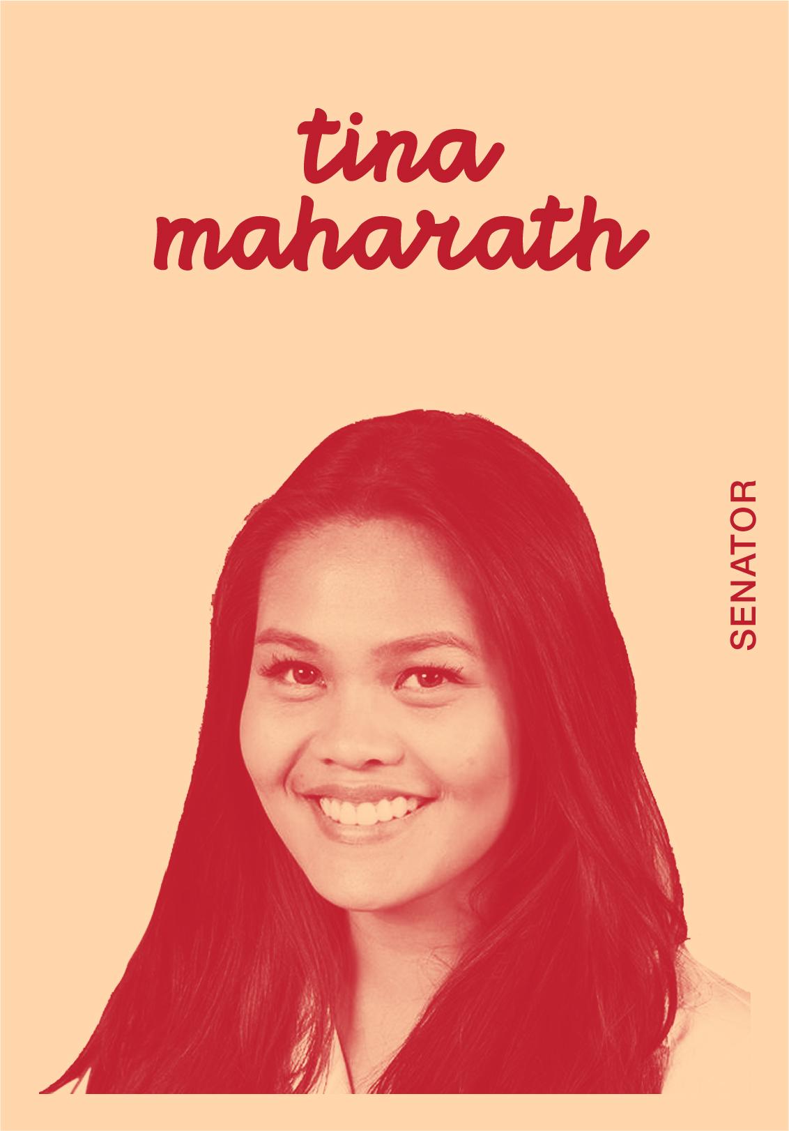 Tina Maharath   WEBSITE