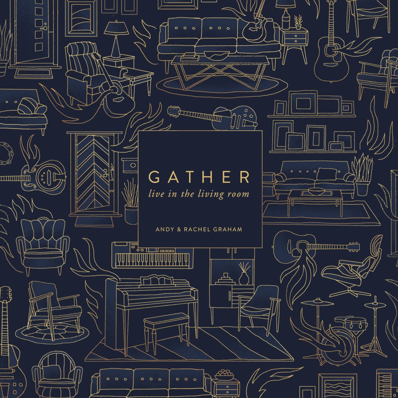 Gather Live in the Living Room