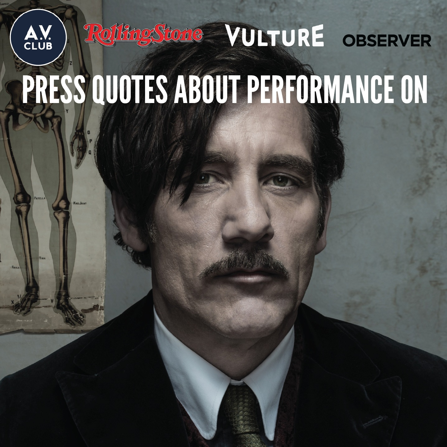 THE KNICK PRESS QUOTES