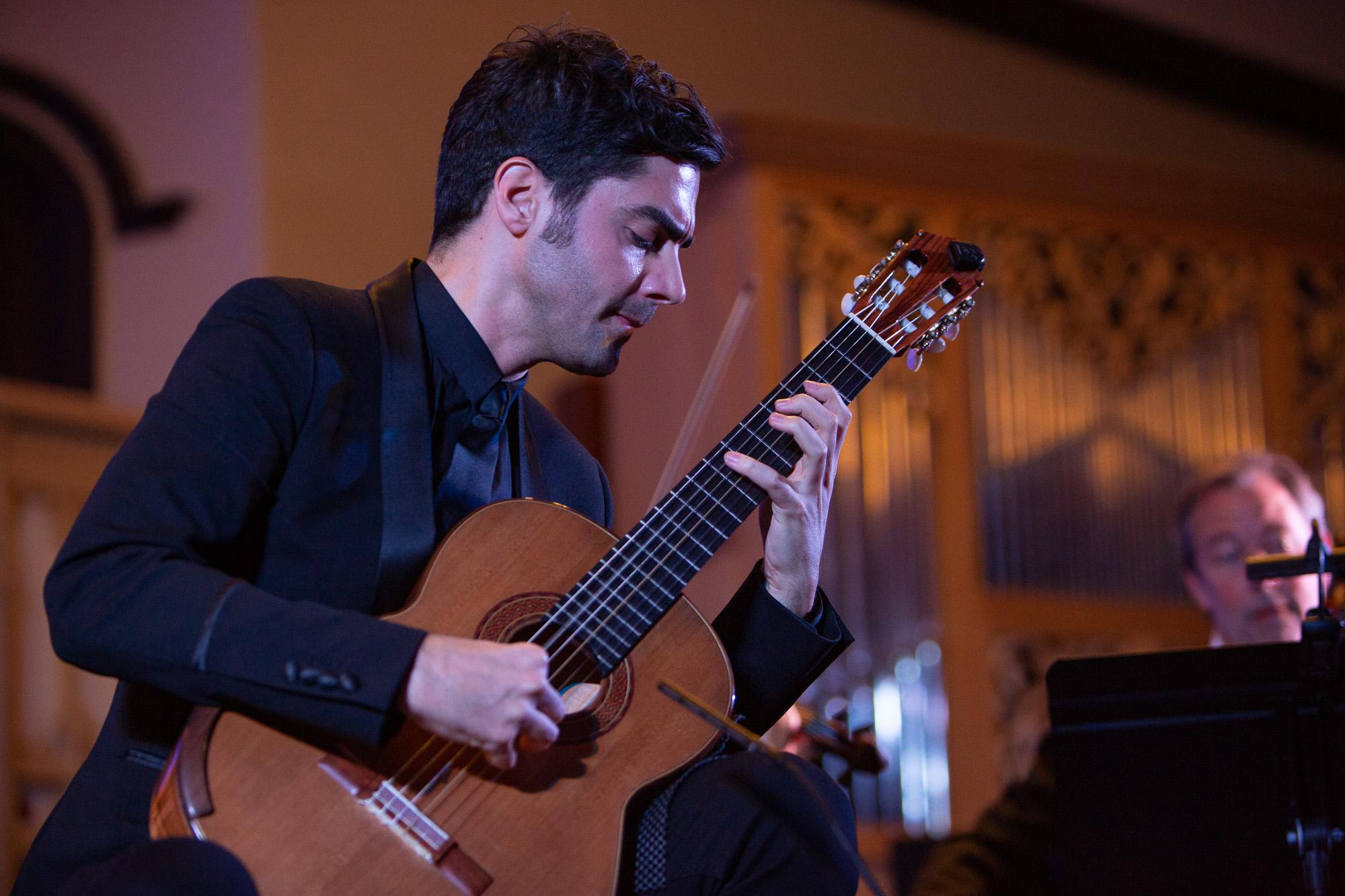 MILOŠ: The Voice of the Guitar