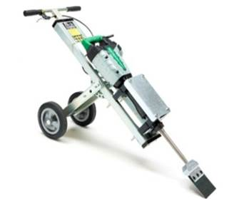 Hire Floor Tile Removal Machine