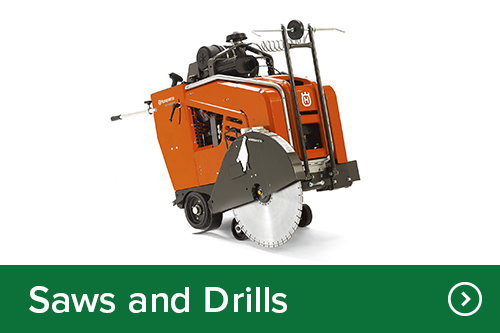 Saws and drills