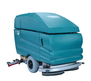 Self propelled floor scrubber hire
