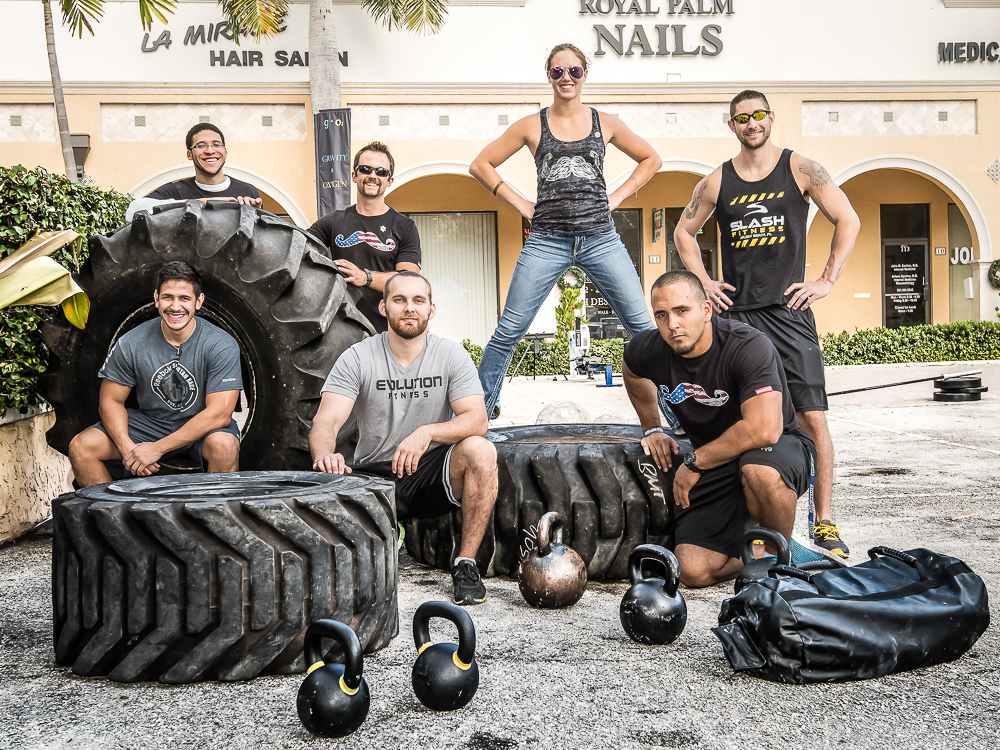 The first annual Muscles & Mustaches event sponsored by Gravity & Oxygen.