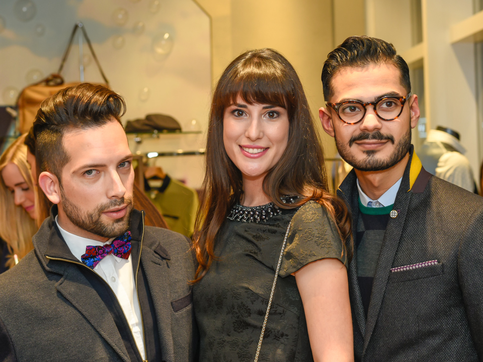 Ted Baker Opening in Miami