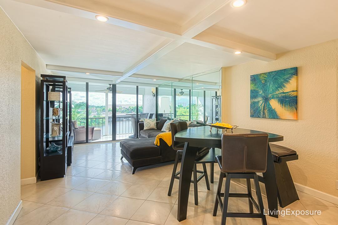 7 Royal Palm Way Boca Raton Fl - Dining Room