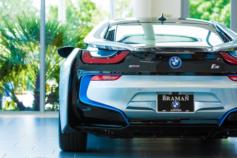 Braman BMW I8