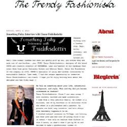 The Trendy Fashionista