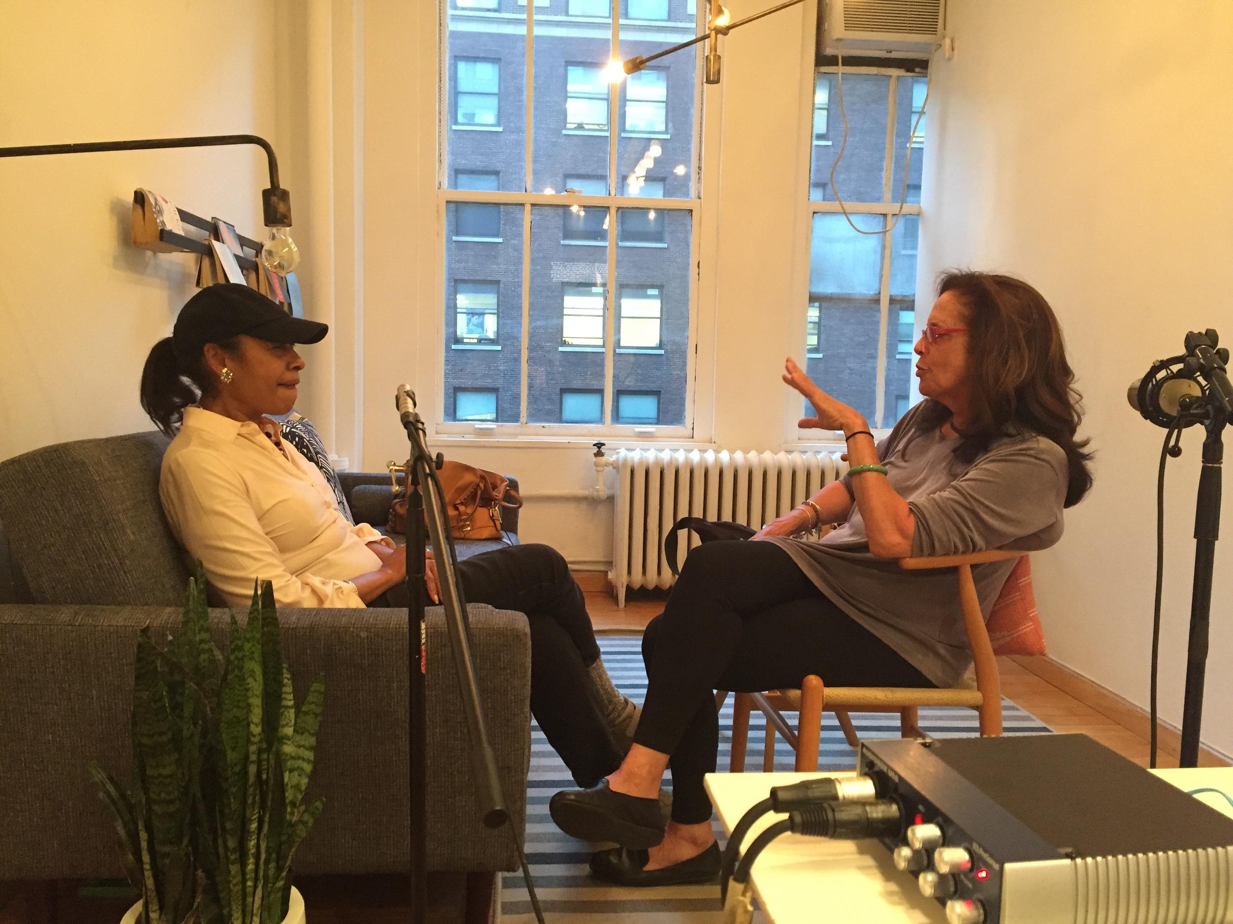 In Conversation with Janice Cornelius