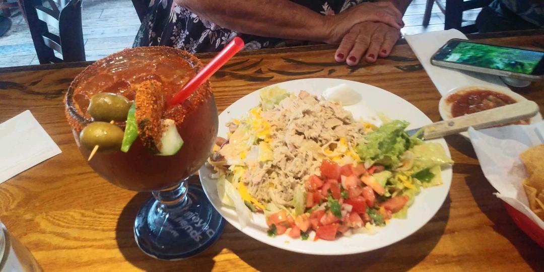 Tacos and Margaritas!  -