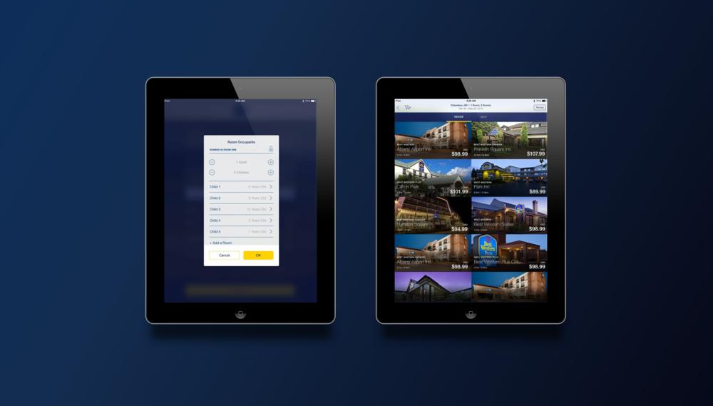 Best Western Ios Mobile App Jkim Design