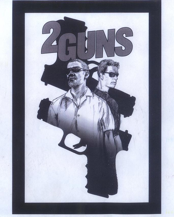 2 GUNS 1