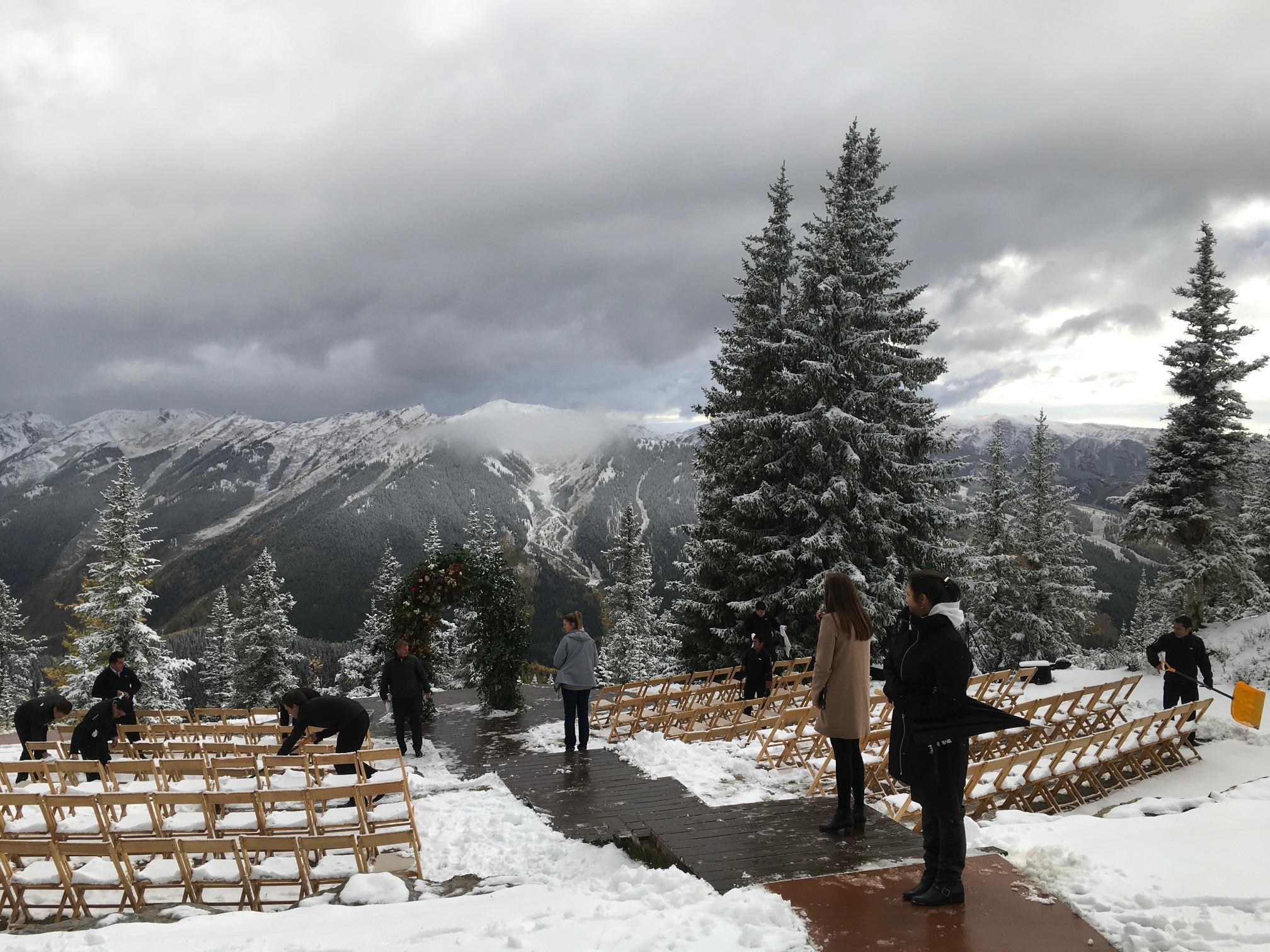 Aspen Colorado, Highlands
