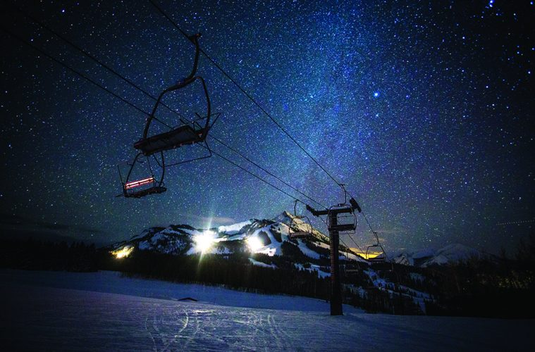Photo By: Chris Segal/Crested Butte Mountain Resort