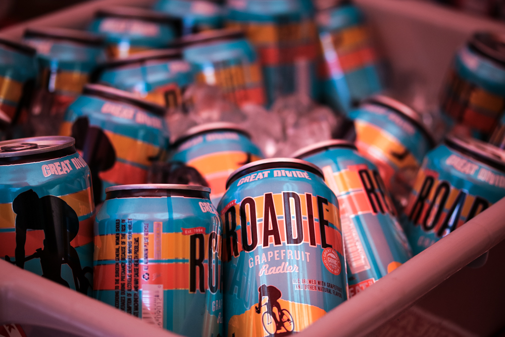 Roadie Grapefruit Radler |  Great Divide Brewing Company