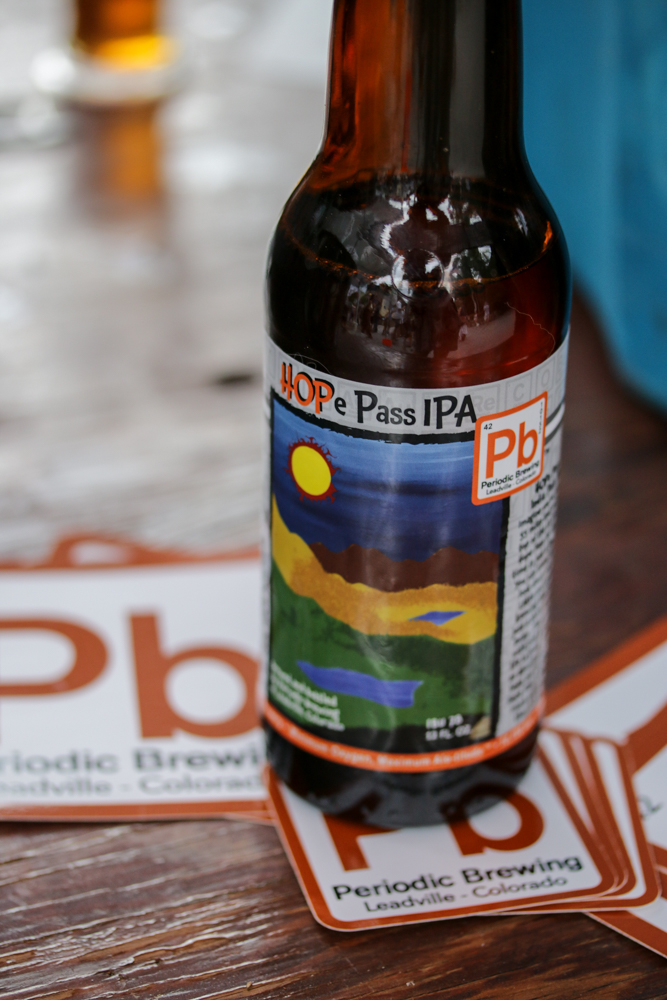 Hope Pass IPA |  Periodic Brewing
