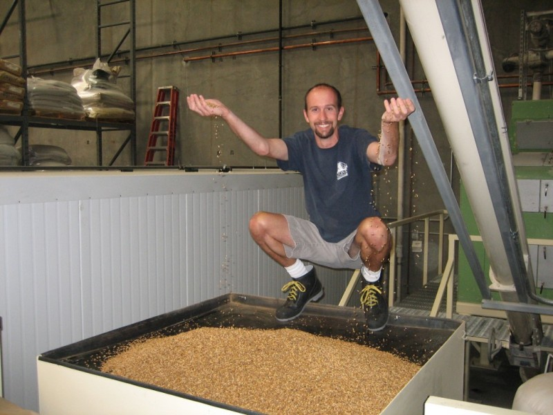 Stone Brewing Co. Lead Brewer Jeremy Moynier