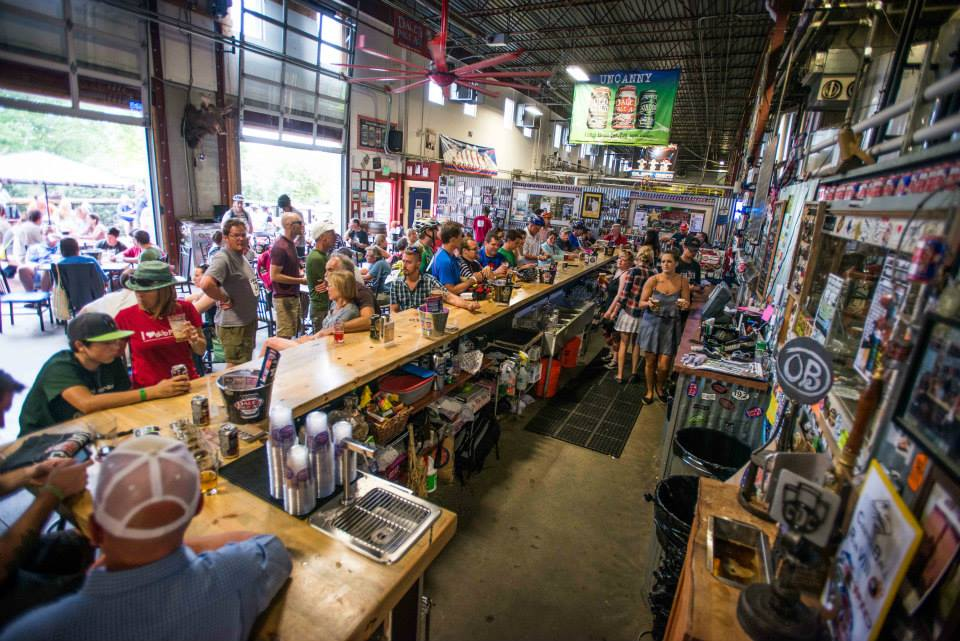 Oskar Blues is planning to open a taproom on Boulder's Pearl Street Mall this summer. Photo courtesy of Oskar Blues