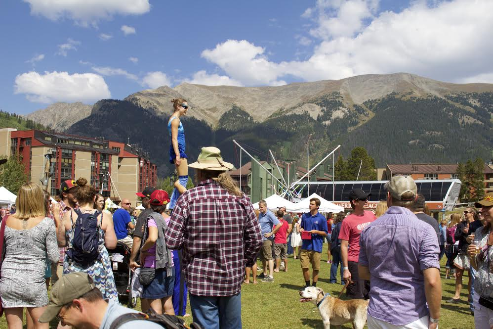 The Colorado Cider & Beer Circus. Photo by Tyra Sutak