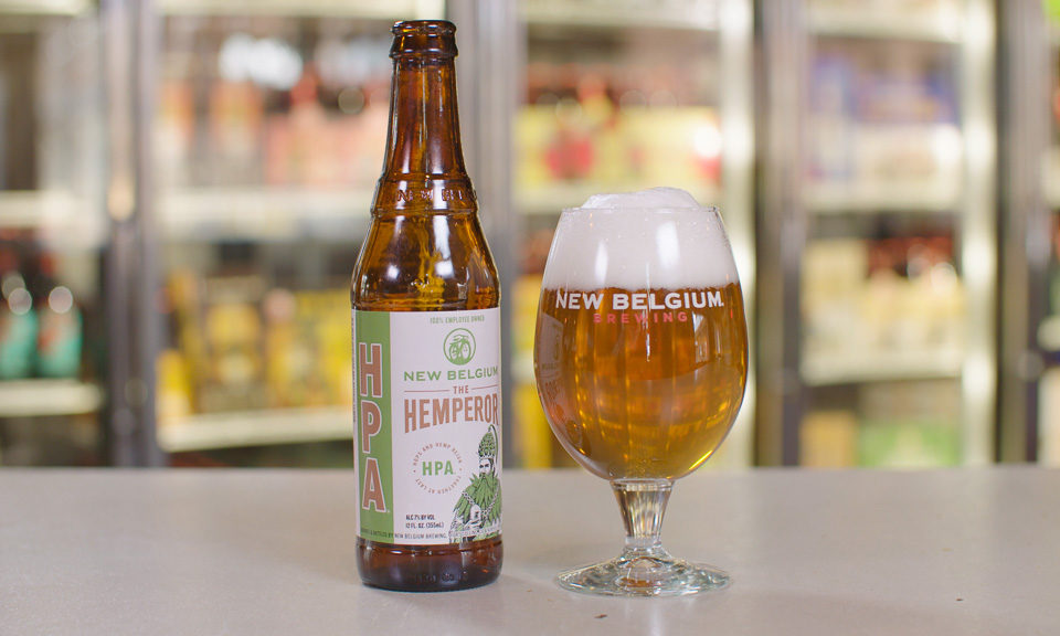Photo courtesy of New Belgium Brewing