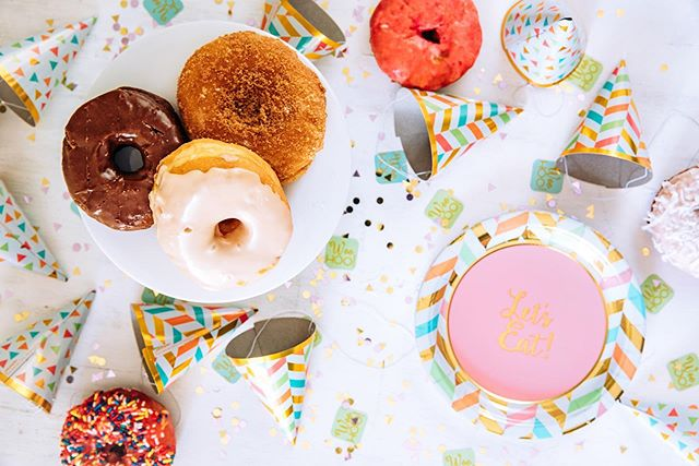 It's #nationaldonutday! I may or may not have already celebrated a little too hard this morning... 🍩🍩 //#boulder #colorado #donut #food #dessert #eatdessertfirst #breakfast #foodie #diningout #photo #photography #eat