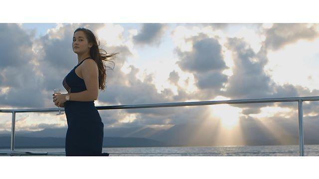 Qantas Explore - Cairns . . . . . Dir: @jamieaudia  #cinematography #canon #canonc300 #canonlens #sunset #fashion #imonaboat #queensland #australia