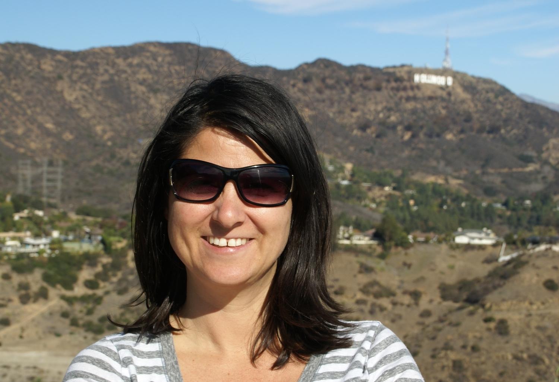 Alexandra in Hollywood, CA