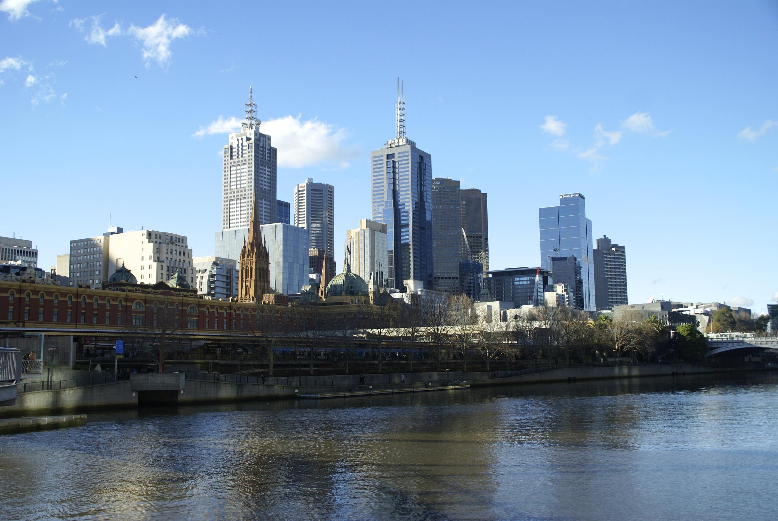 Melbourne, Jul-Aug 2013