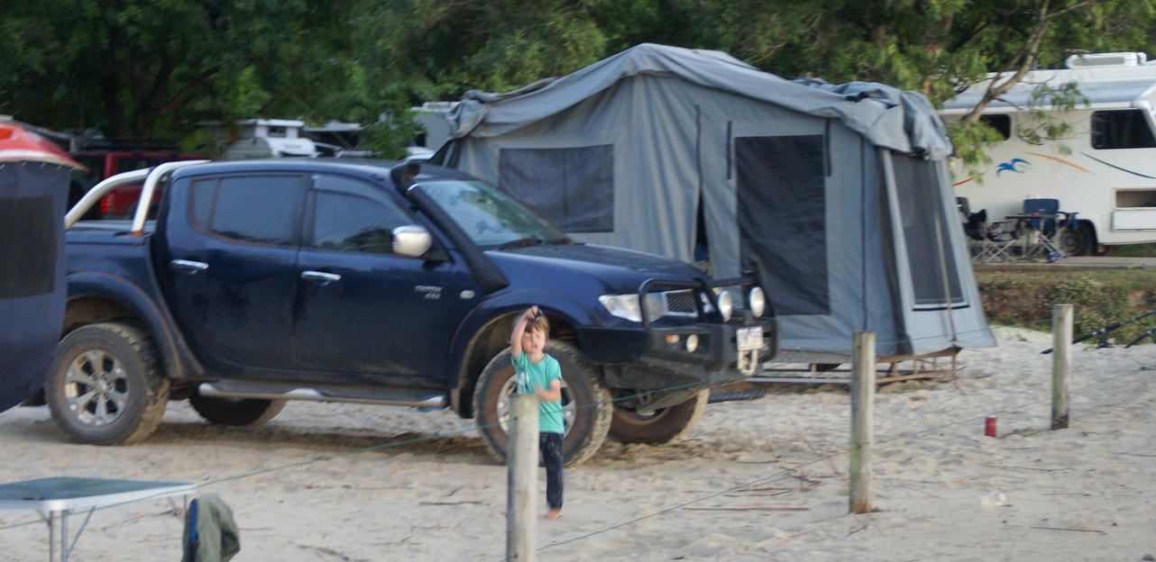 Extreme Camping, Australien