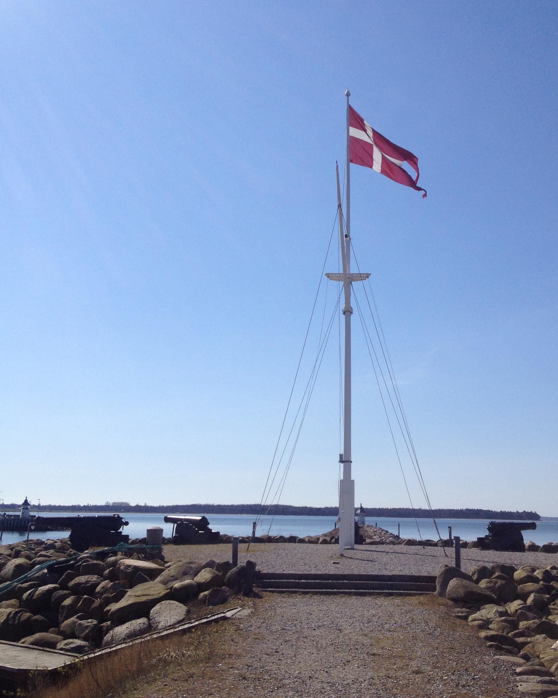 Dänemark, April 2015