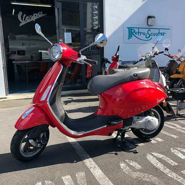 Spring has sprung, the grass has risen, time to get your Vespa serviced! Mention this ad for 10% off (valid until Friday the 13th) #vespa #vespaprimavera #vespaservice #vegan
