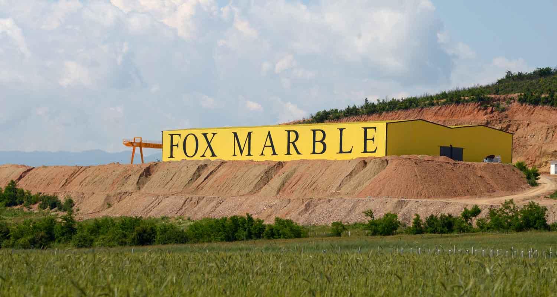Fox Marble Factory, Lipjan, Kosovo