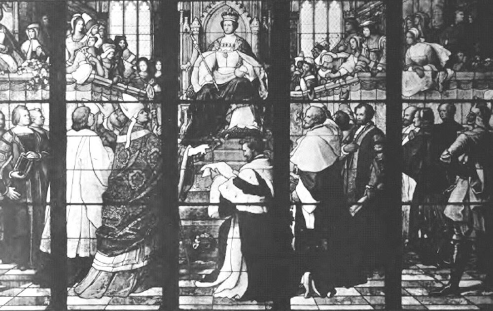Institution of the Court of Session  by (Scottish King) James V in 1532