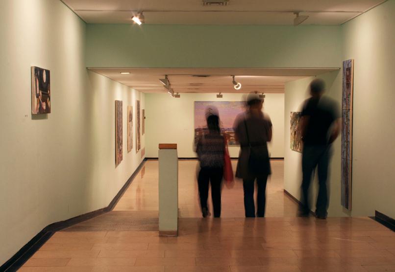 """""""Evergreen"""", Tel Aviv Museum, 2010"""