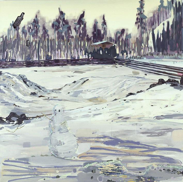 Snowman, 2009