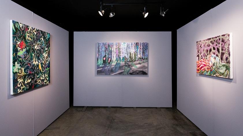 Shulamit Nazarian Gallery, LA.
