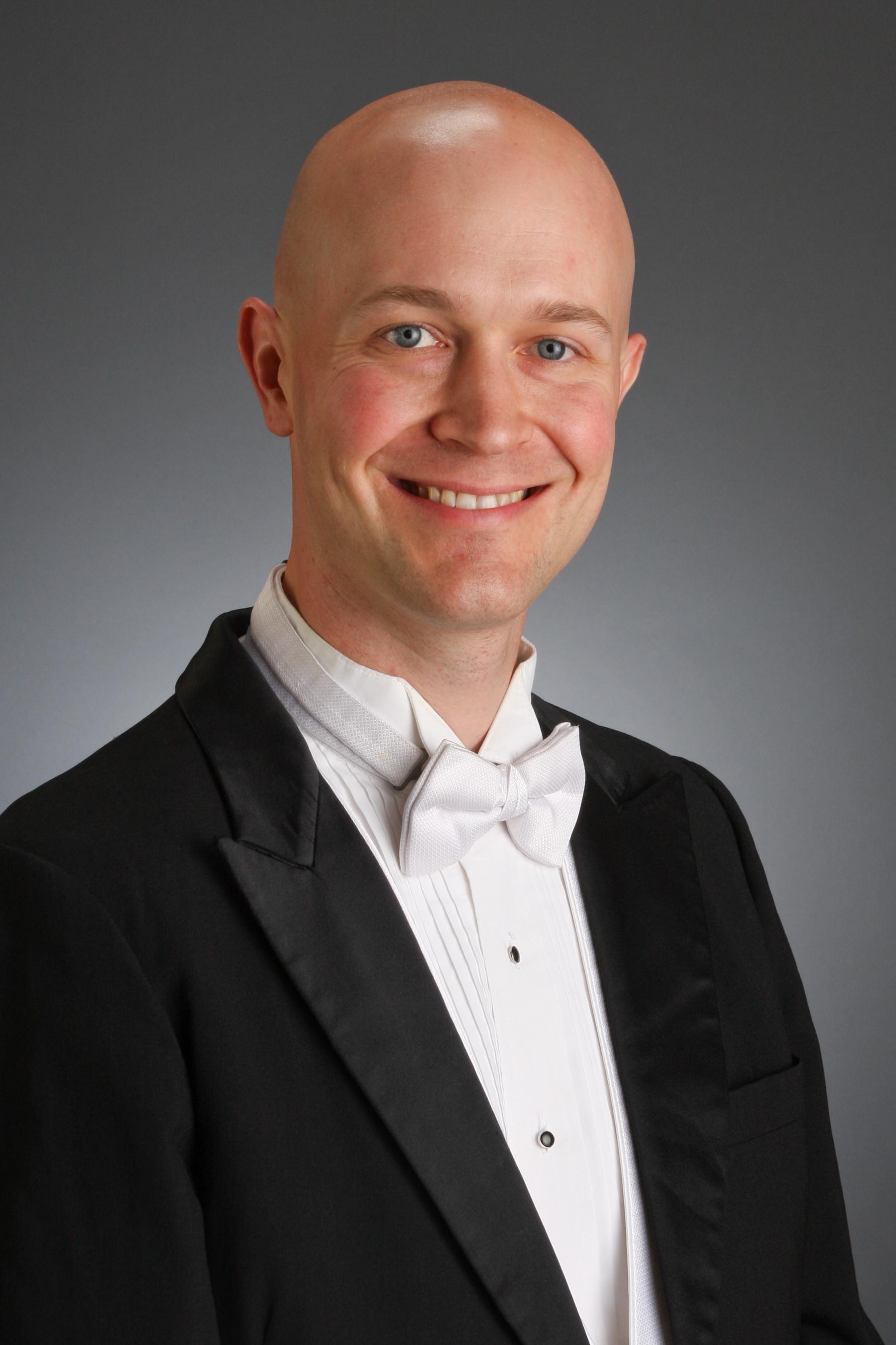Matt Temple, Director of Bands, New Trier High School