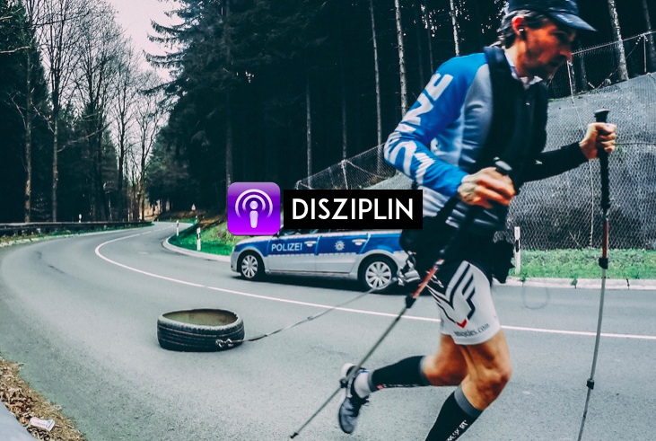 DISZIPLIN BLEIBT NIE SINGLE | PODCAST
